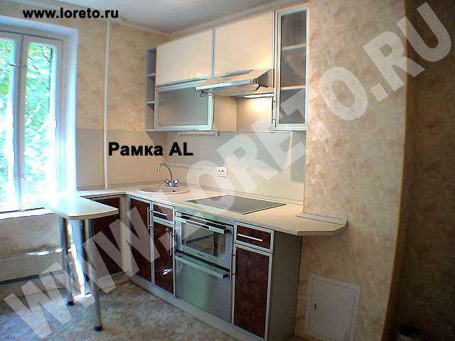 Вентиляционный короб на кухне по индивидуальному заказу фото 67