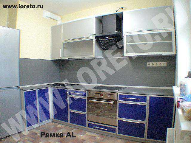 Идеи дизайна мебели для кухни от производителя на заказ фото 57