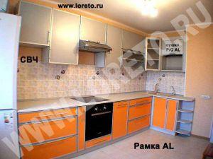 Идеи оформления дизайна кухни с вентиляционным коробом фото 37