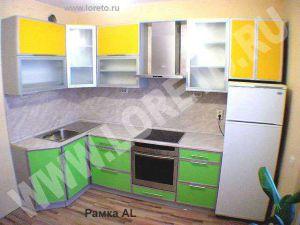 Мебель для кухни на заказ – рамочный