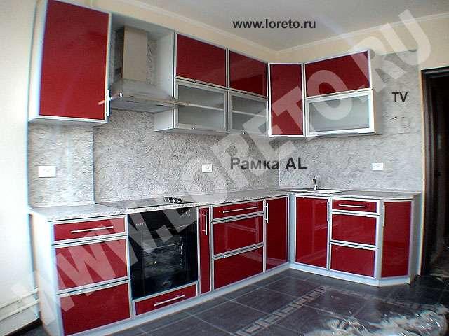 Кухня с эркером п44т на заказ недорого в Москве фото 4