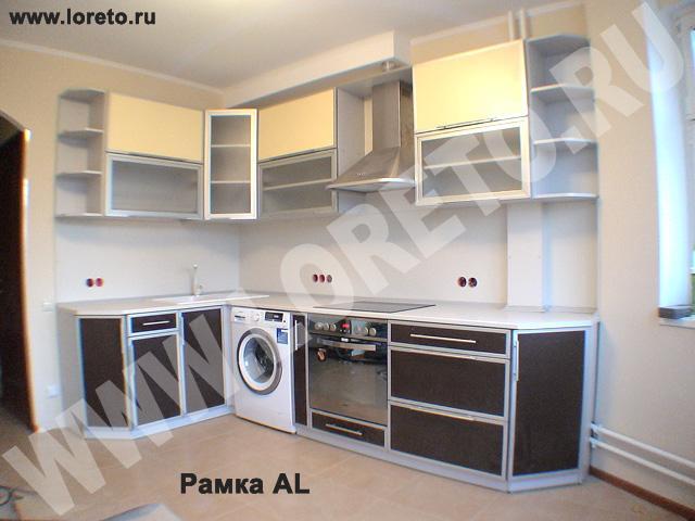 Дизайн кухни 12 кв. м с эркером п44т фото 2