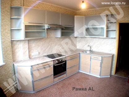 Угловые кухни дизайн в фото