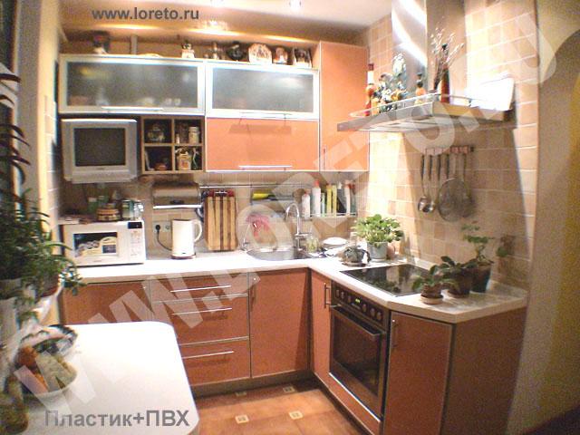 Маленькой малогабаритной кухни фото 5