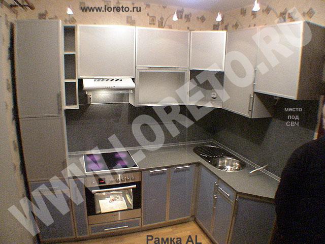 Кухни в малогабаритной квартире 16