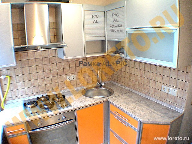 кухня угловая маленькая фото и цены