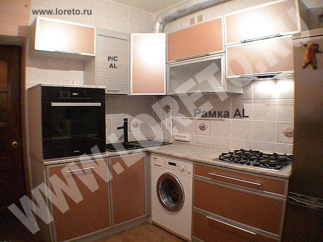 Маленькая угловая кухня в хрущевке дизайн фото
