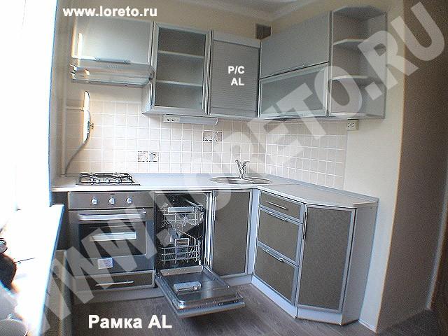 Маленькая кухня на заказ от производителя в Москве фото 28