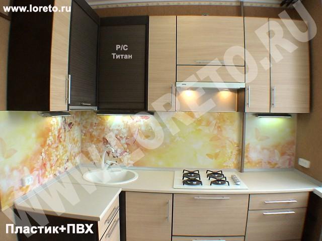 Малогабаритная кухня в хрущевке - дизайн фото 34