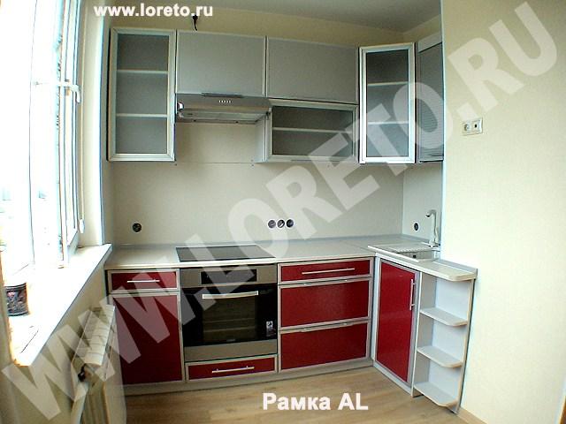 Планировака кухни 8 кв. м по индивидуальному дизайну фото 75