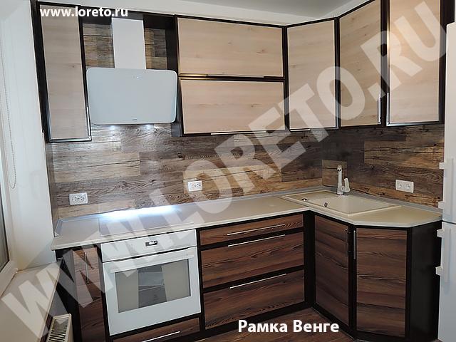 Кухонные гарнитуры для маленькой кухни в картинках