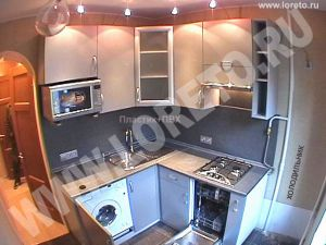Мебель для маленькой кухни в
