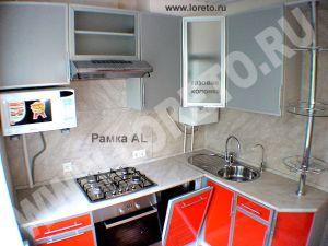 Дизайн маленькой кухни с барной стойкой в хрущевке фото 4