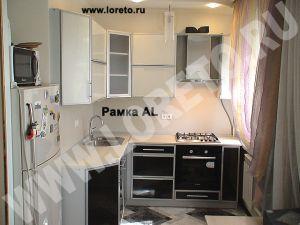 Кухонный гарнитур 6 кв. м с холодильником фото 70