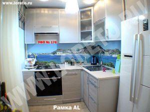 Кухня в хрущевке 5 кв. м с холодильником фото 72