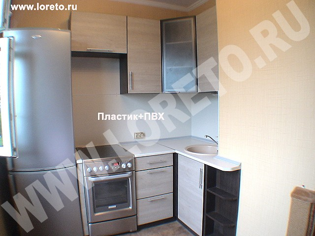 Кухня в п 44 8 кв. м от производителя в Москве фото 74