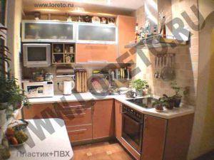 маленькая малогабаритная кухня