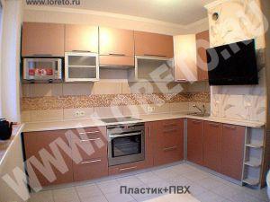 Встроенная кухня с коробом 12 кв. м по индивидуальному заказу фото 32