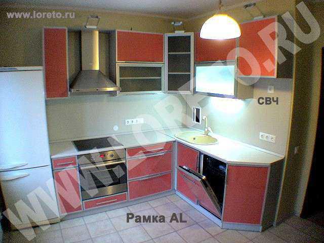 Дизайн кухни на заказ от производителя фото 110, кухонная ме.