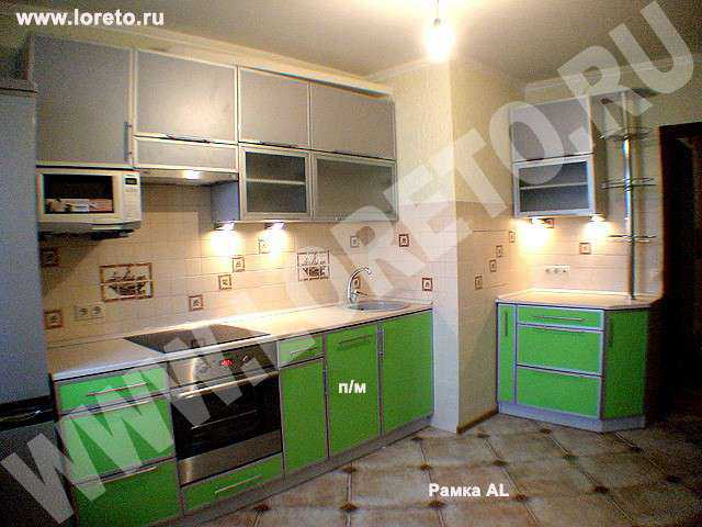 ILOVEID » Я люблю дизайн интерьеров » Кухня нестандартной формы   480x640
