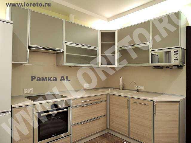 Кухни рамочные фасады на заказ: фото, купить кухню недорого .