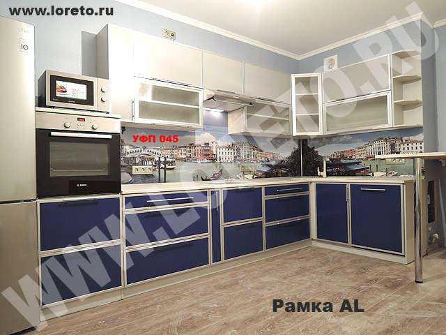 Дизайн кухни на заказ от производителя фото 202, кухонная ме.