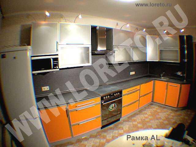 Дизайн кухни на заказ от производителя фото 33, кухонная меб.