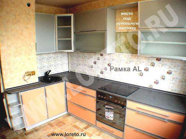 Дизайн кухни на заказ от производителя фото 62, кухонная меб.