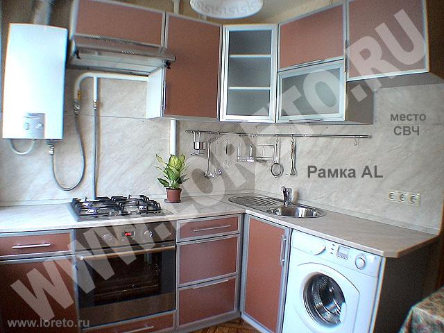 Маленькие угловые кухни с газовой колонкой дизайн фото