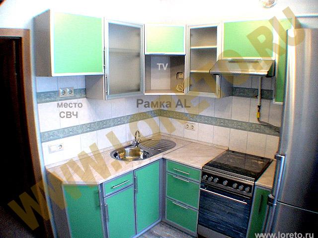 Дизайны маленьких кухонных гарнитуров